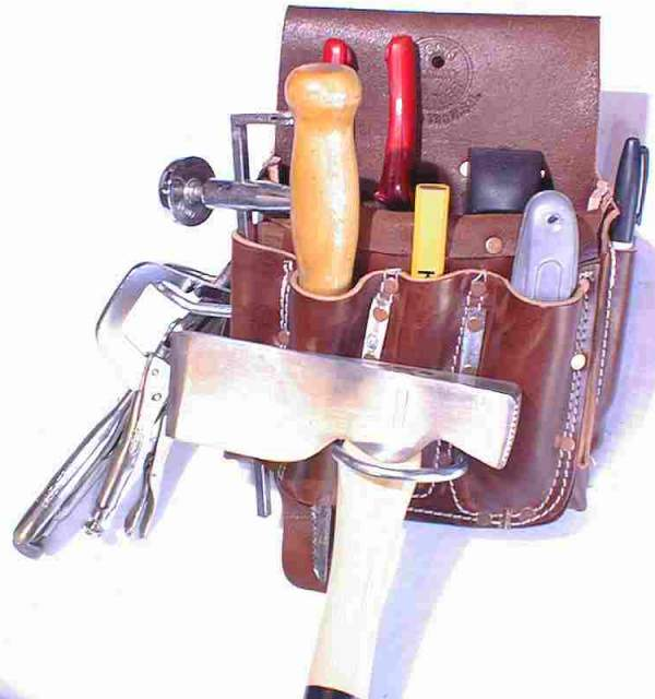 favorite brand of pouch - Metal Stud Framing Tools